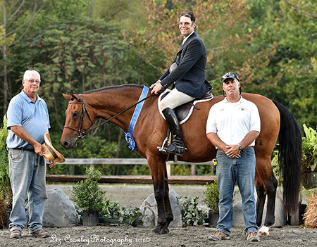 Katie & Stephen Pack, KS Sporthorses, LLC